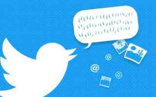 Twitter: twitter  apps  filtro  messaggi diretti