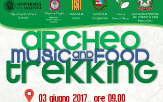 Bari: trekking  archeologia  escurione  musica