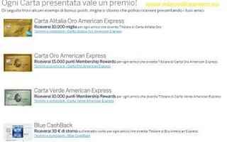 american express carta di credito