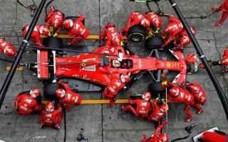 Formula 1: formula 1  ferrari  vettel  raikkonen