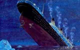 Storia: titanic luna transatlantico
