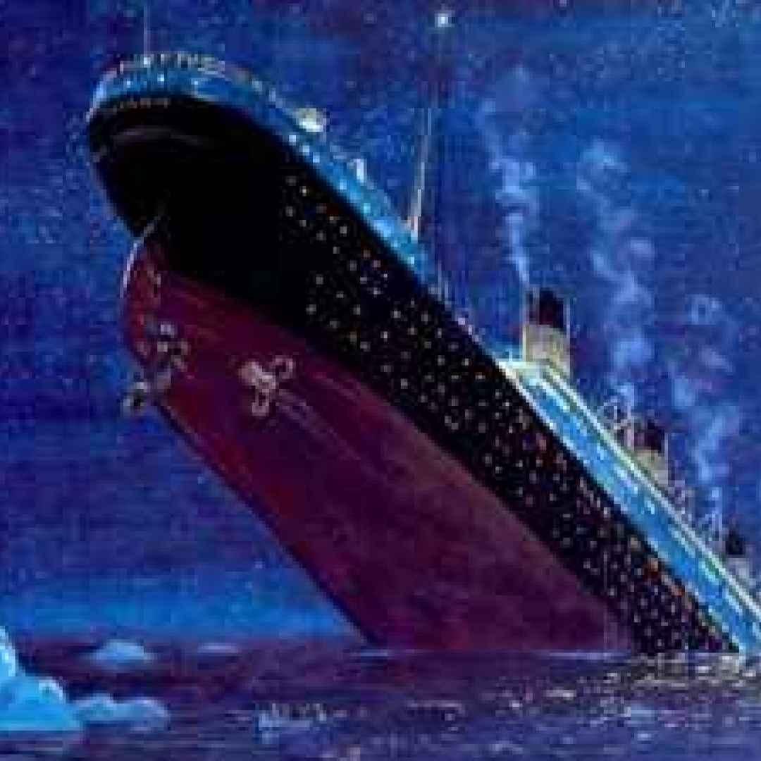 titanic luna transatlantico