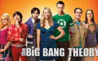 Televisione: review  curiosità  the big bang theory