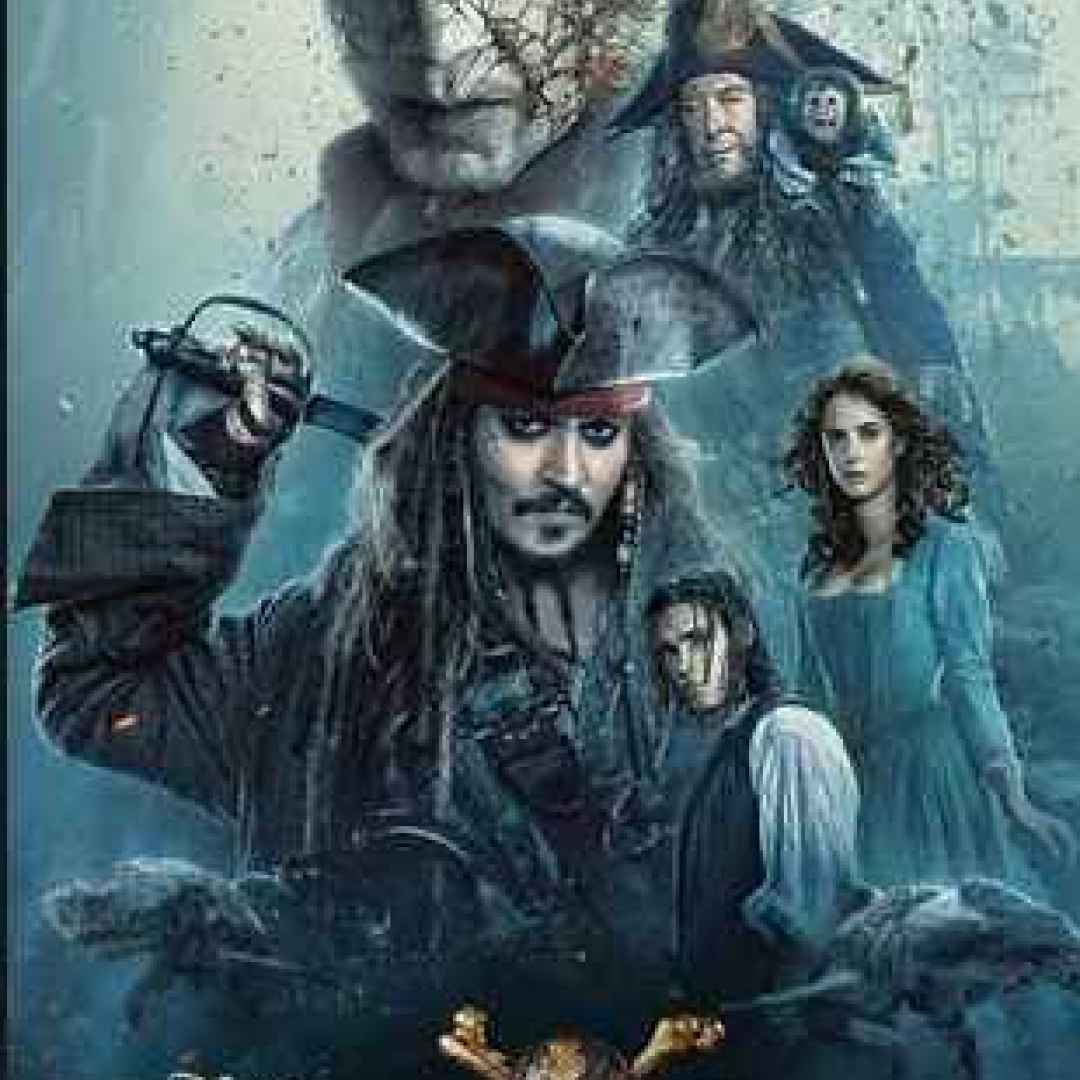 film pirati dei caraibi  johnny depp