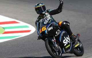 MotoGP: moto3  mugello