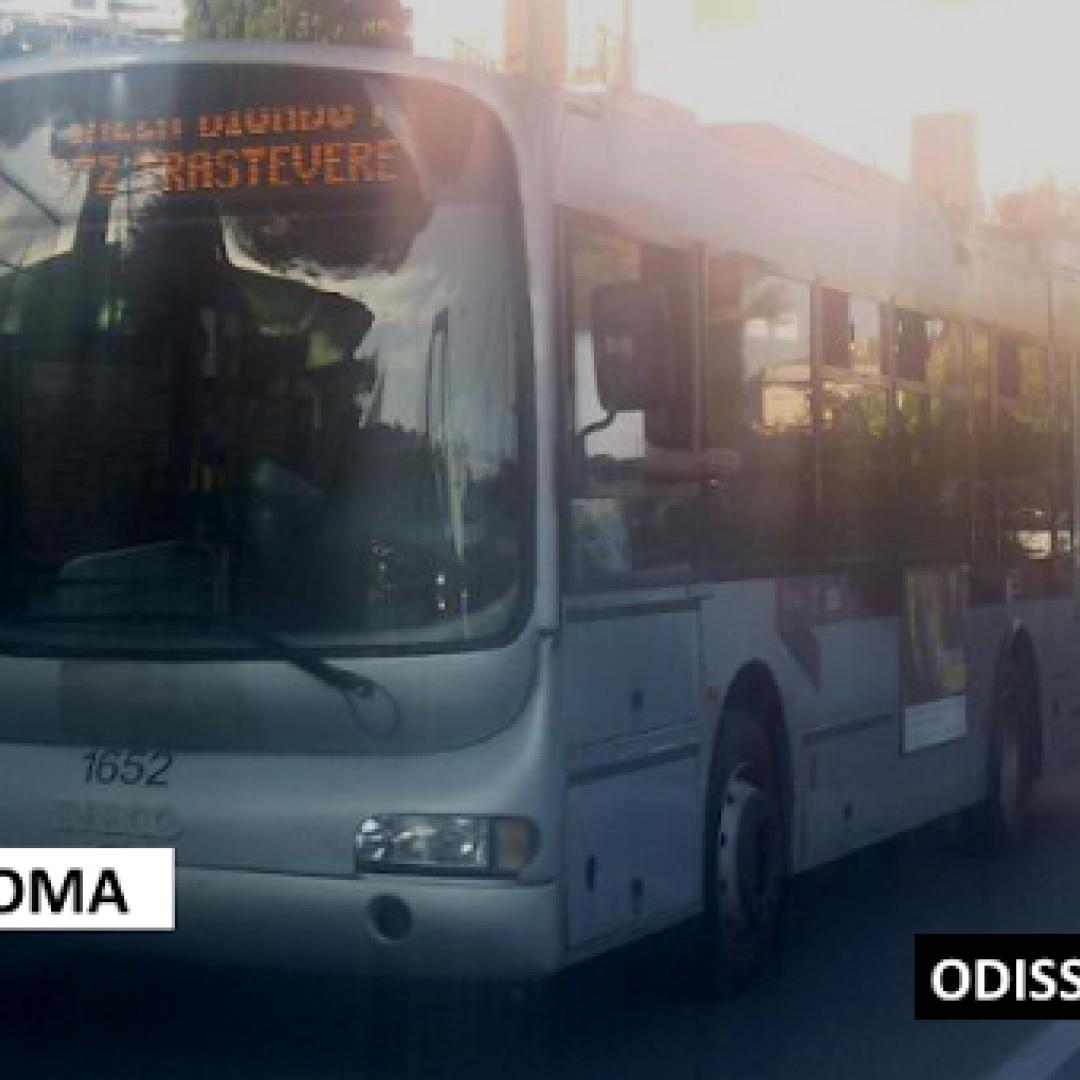 atac  autobus  trasporto pubblico
