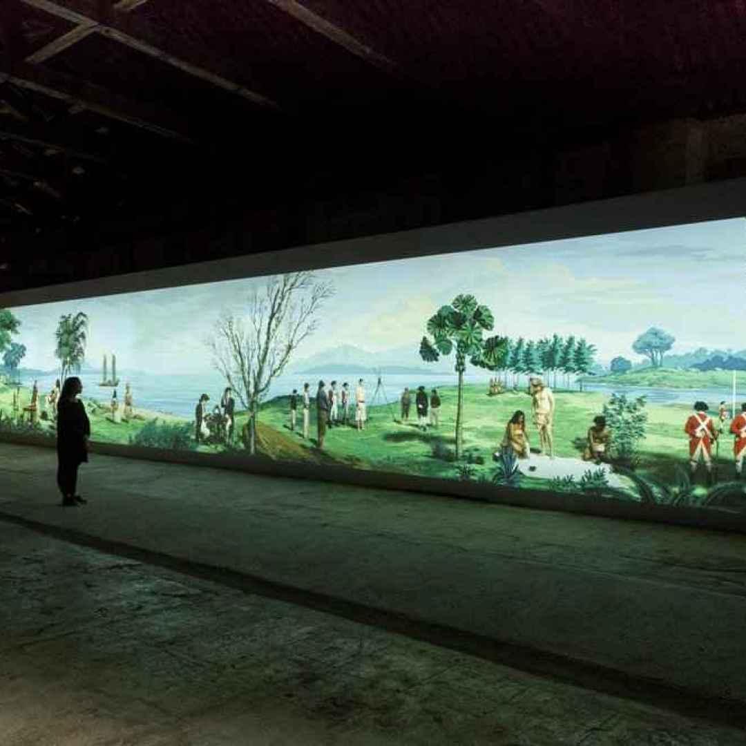 arte  video  biennale di venezia 2017  biennale di venezia