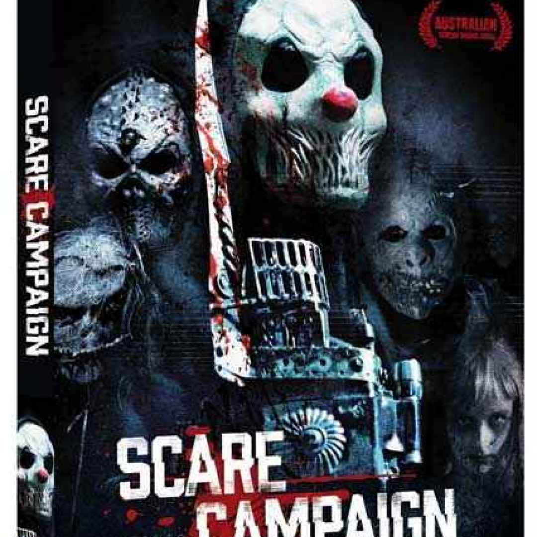 scare campaign horror dvd homevideo