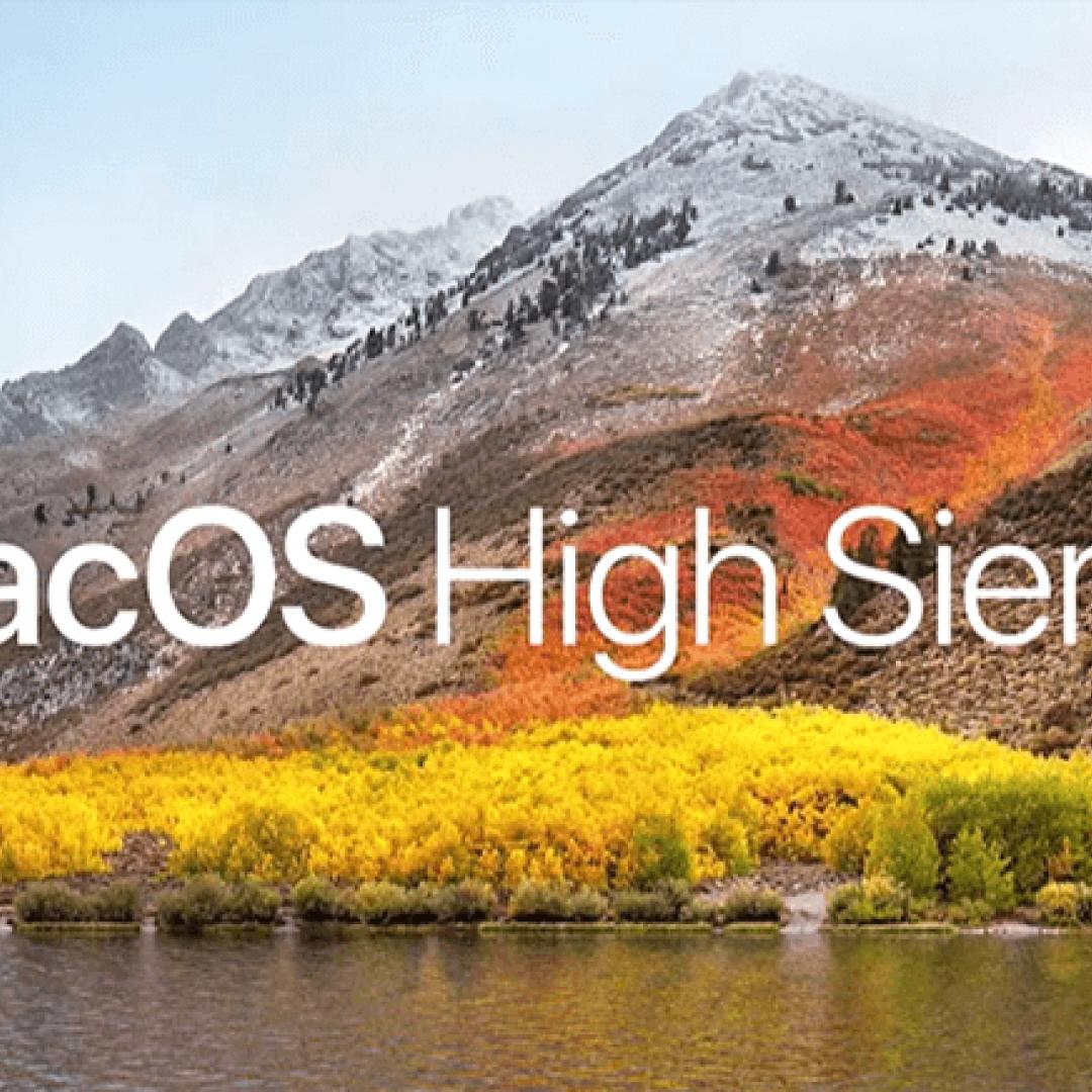 macos  apple  high sierra  imac  tech