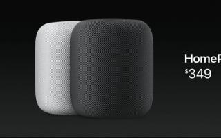 Apple: homepod  apple  ipod  wwdc 2017  tech