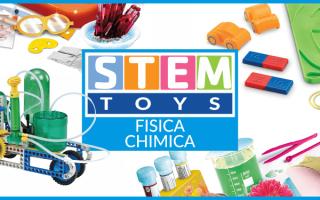 Con giocattoli STEM la scienza diventa un gioco: niente libroni da studiare, ci si mette subito all�