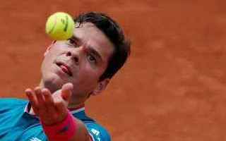 Tennis: tennis grand slam raonic news