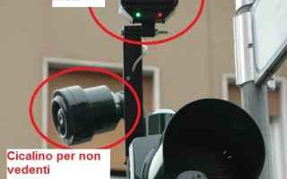 semaforo infrazione apparecchiatura