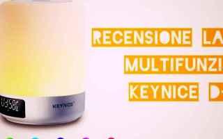 keynice d-58  speaker  lampada  tech