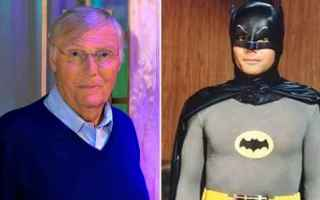 Televisione: adam west  griffin  batman
