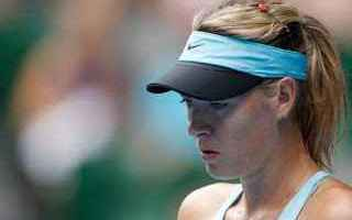 Tennis: tennis grand slam sharapova wimbledon