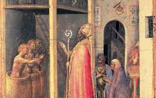 Religione: leggende  borghi  san nicola  curiosità