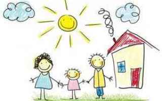 amore  famiglia  genitori  figli