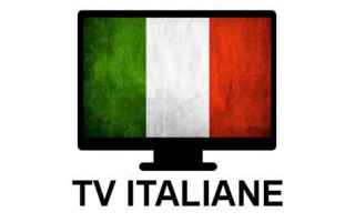 App: android  tv  televisione  tv italiana