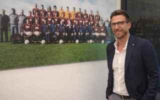 Calciomercato: roma  calciomercato  di francesco