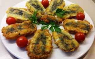 Ricette: secondi  sarde  pesce