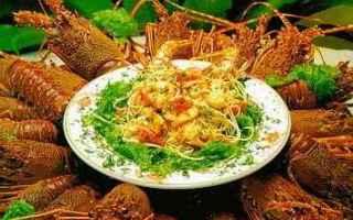 Ricette: aragosta  crostacei  cucina siciliana