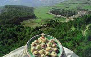 Ricette: cucina siciliana  dolce  ericini