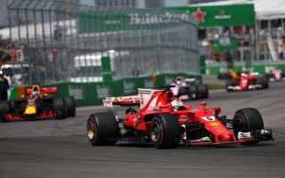 Formula 1: formula 1  ferrari  canada