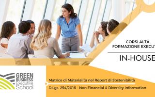 Economia: formazione  sostenibilità  manager