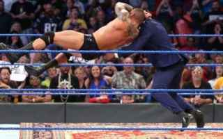 Sport: wwe  smackdown  risultati  highlights