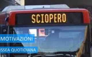 Roma: atac  roma  sciopero