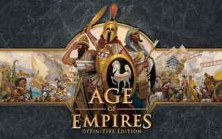 Mobile games: age of empires  4k  pc  remastered