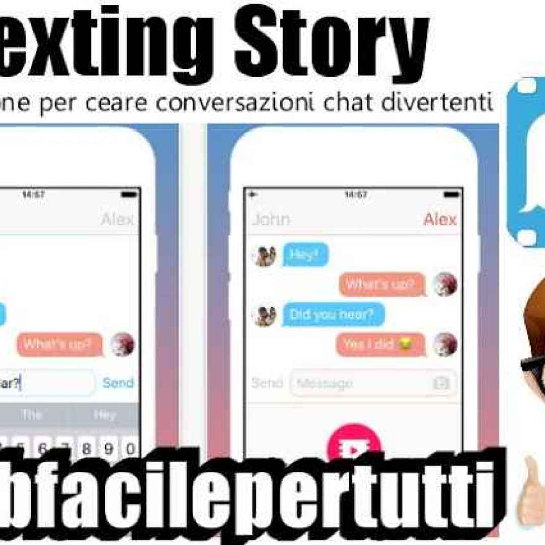 texting story app chat
