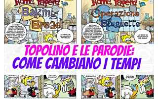 Manga - Fumetti: topolino  disney  breaking bad  parodie