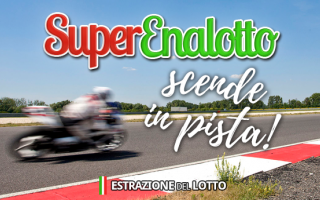 MotoGP: superenalotto  aprilia  gresini racing