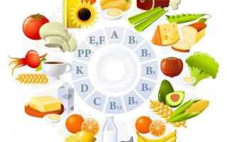 Alimentazione: integratori  vitamine  detox prevenzione