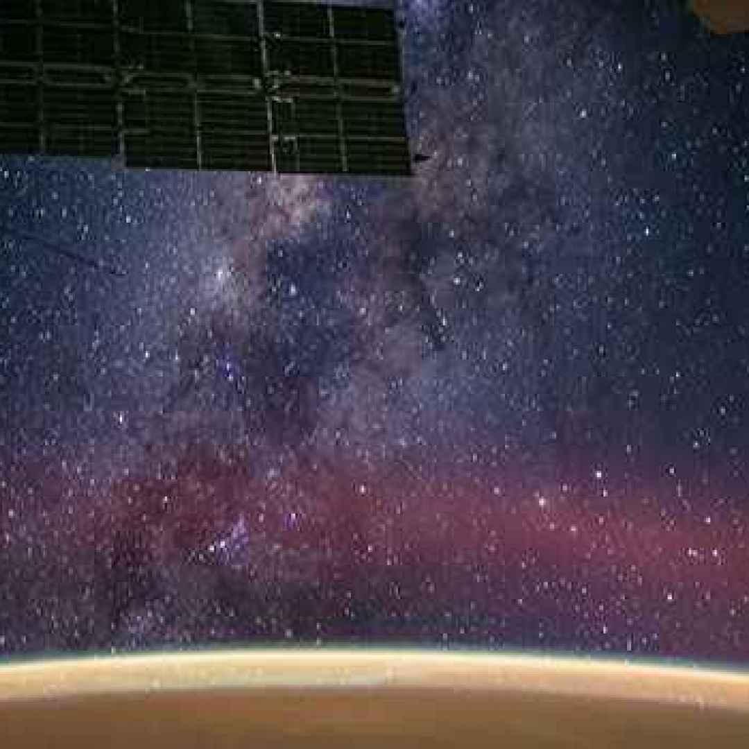 astronomia  via lattea  stelle