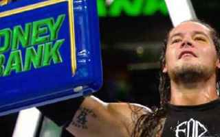 Sport: money in the bank  risultati  report