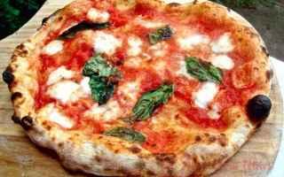 Gastronomia: pizza  farina  lievito  mozzarella