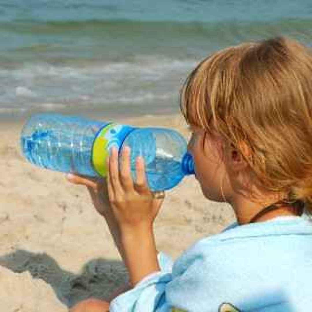 salute  bambini  caldo estivo  afa