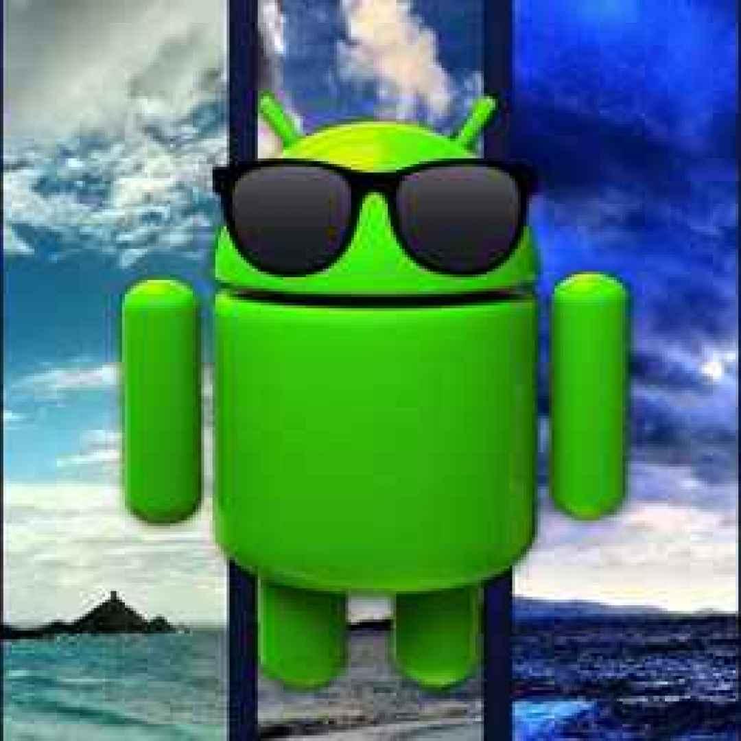 android meteo pioggia sole temperatura
