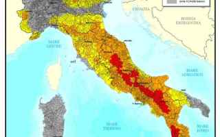 LItalia è uno dei pochi paesi al mondo in cui rischio sismico, rischio idrogeologico e rischio vulc