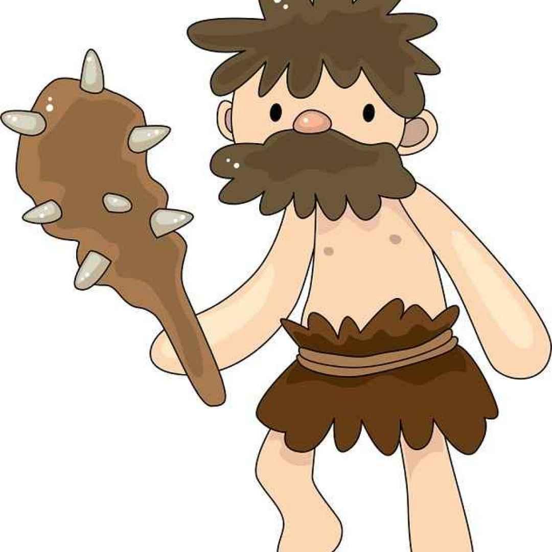 uomo primitivo  carne  alimentazione