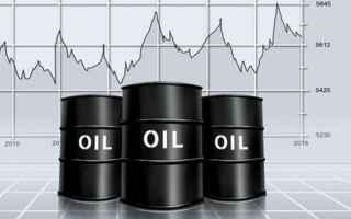 Borsa e Finanza: greggio  petrolio  trading  usa
