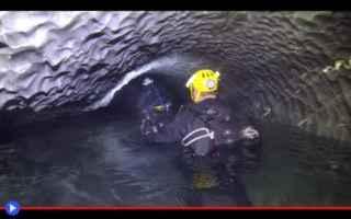 Viaggi: svezia  caverne  doline  fiumi  grotte