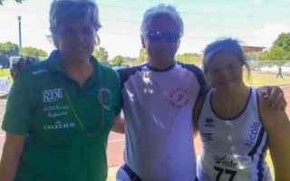 Sport: nicole orlando  down  sport paralimpici