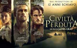 Cinema: civiltà perduta robert pattinson film