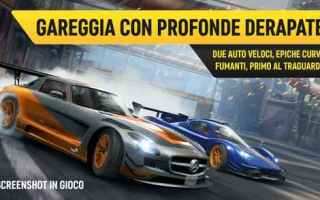 Mobile games: android iphone auto drift arcade corse