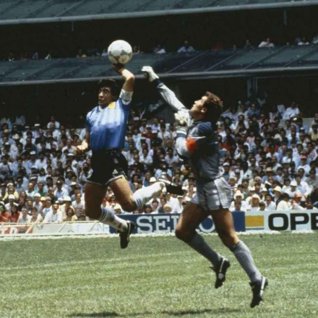 maradona  gol storico