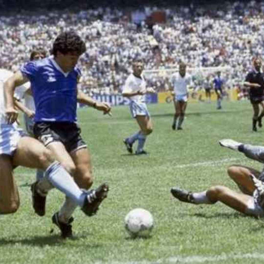 maradona  mondiale  argentina  england